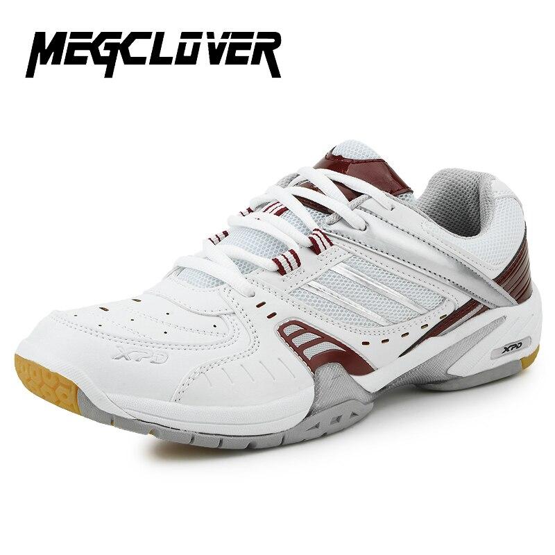 2019 nouveaux hommes baskets chaussures de Badminton Sports de plein air respirant dames mâle haute qualité chaussures de Tennis femme sport homme baskets