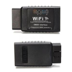 Image 3 - V1.5 ELM327 Car WIFI OBD 2 OBD2 OBDII Scan Tool Foseal Scanner Adapter Check Engine Light Diagnostic Tool for iOS Android