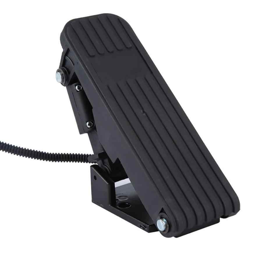 SANON Car Accelerator Pedal Vehicle Accelerator Throttle Speed Control Brake Foot Pedal E-Bike Go Kart