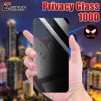 Pellicola proteggi schermo in vetro temperato anti-privacy anti-spia per Xiaomi Mi 11i 11X 11 9T 9 10 10T Lite Pro SE A2 Cover
