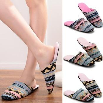 Womens Anti-Skid Sole Slippers