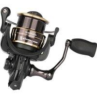 TSURINOYA Spinning Fishing Reel ST 2000 2500 5.2:1 8+1 Bearing 7KG Drag Lightweight Metal Spool Smooth Wheel Coil