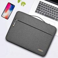 WiWU Wasserdichte Laptop Sleeve für MacBook Air 13 A2337 M1 Chip 2020 Einfache Griff Laptop Tasche Fall für MacBook Pro 13 A2338 2020