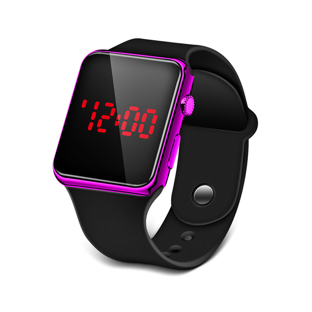 שעון ספורט דיגיטלי לנשים וגברים HEZHUKEJI 5
