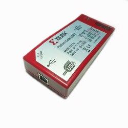 Xilinx Downloader linii HW USB II G DLC10 FPGA CPLD oryginalny Xilinx symulator w Akcesoria do głośników od Elektronika użytkowa na