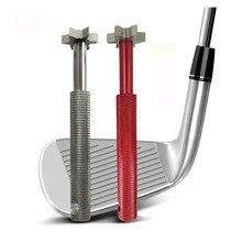 Инструмент для заточки для гольфа, мощная точилка для карандашей, клиновидный гольф-клуб, сплав, аксессуары для клюшек для гольфа