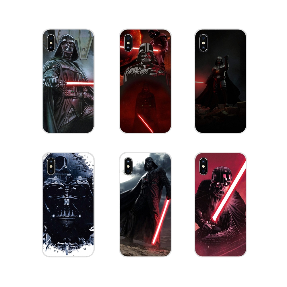 Accessories Phone Shell <font><b>Covers</b></font> Darth vader <font><b>star</b></font> <font><b>wars</b></font> For <font><b>Xiaomi</b></font> <font><b>Redmi</b></font> <font><b>Note</b></font> 3 4 5 <font><b>6</b></font> 7 8 <font><b>Pro</b></font> Mi Max Mix 2 3 2S Pocophone F1 image