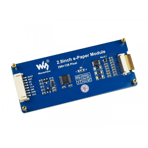 Image 4 - Waveshare Módulo de pantalla e ink de 2,9 pulgadas, papel electrónico de tres colores rojo/Negro/Blanco, Compatible con actualización parcial, Compatible con Raspberry