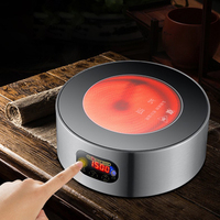 220V Hot Cooker Plate Mini Electric Heater Stove Tea Maker Multifunction Heater Heating Furnace Kitchen Appliance 1500W