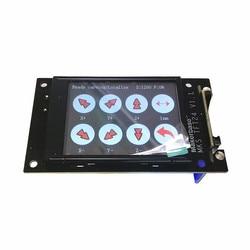 GRBL 1.1 OFF LINE controller TFT 24 CNC LCD display DIY CNC laser starter module for CNC 3018 Pro laser engraver machine