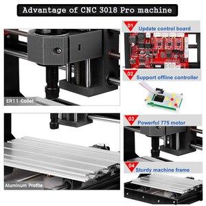 Image 5 - laser engraver CNC Laser Engraver CNC Laser Cutter Engraving Machine Laser Printer DIY 3 Axis Pcb Milling Machine