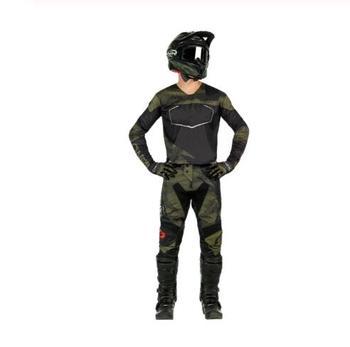 Element Race 2021 Motocross Suit Blue MX Off-Road Jersey Pants Set new 2020 mx pants