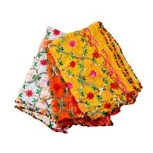 3 Colors India Sarees Ethnic Styles Woman Sarees Spring Summer Scarf Beautiful Comfortable Embroidered Shawl