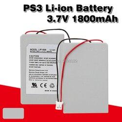 Akumulator 3.7V 1800mAh Li-ion zasilacz do PS3 kontroler do gier akumulator do PS3 gamepad