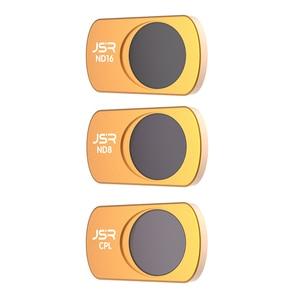 Image 5 - Für DJI MAVIC MINI Filter MCUV CPL ND64 8 16 32 Neutral Dichte Objektiv Filter Schutz Objektiv Kappe Licht Filter drone Zubehör