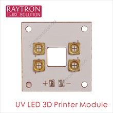 Anycubic-resina de pegamento para impresora 3d Anycubic Photon y Photon Zero, módulo de curado ultravioleta Led de repuesto, 405nm, producto en oferta