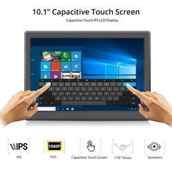"""Elecrow 10,1 """"1920*1080 IPS pantalla táctil Monitor portátil 10,1 pulgadas capacitiva pantalla táctil Raspberry Pi de altavoces Monitor"""