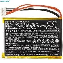 קמרון סין 3500mAh סוללה CP HK03,GSP805070 עבור Harman/Kardon אסקווייר 2