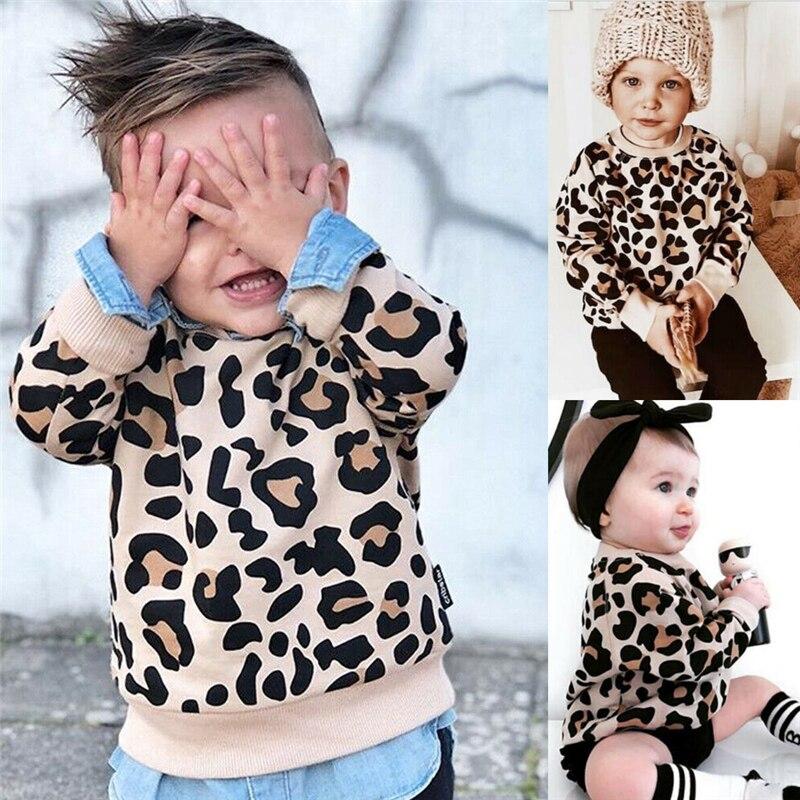 Sweater Leopard & Bunny Print