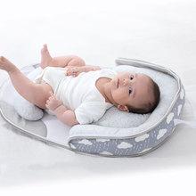 Baby Bed Travel Nido Portable Newborn for Infant Toddler Lounger Ninho Bebe Crib Cuna/Nido/Bebe