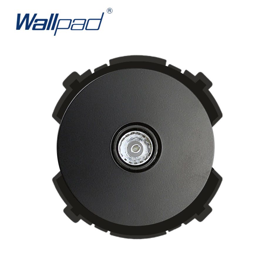 Wallpad TV Television Wall Socket Function Key Only Weak Electrical Outlets