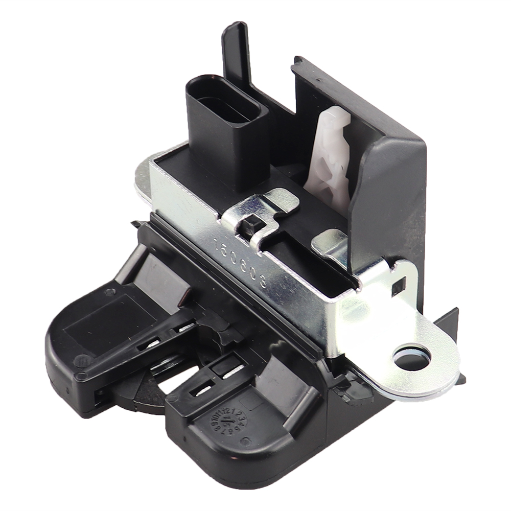 Rear Trunk Lock Actuator Tailgate Door Mechanism Fit for <font><b>VW</b></font> Tiguan Jetta <font><b>Sportwagen</b></font> 5M0827505E 5M0827505E9B9 5ND827505 image