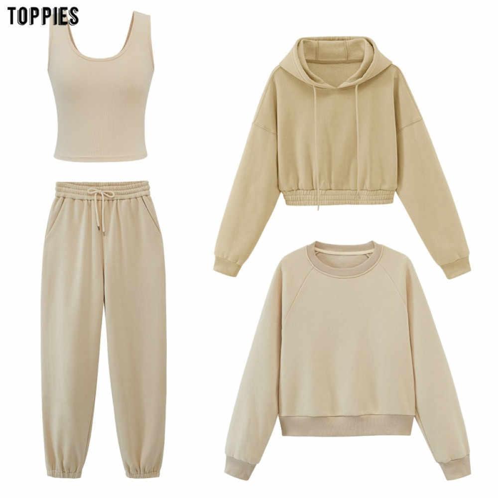 Toppies נשים אימוניות סלעית חולצות 2020 סתיו חורף צמר ענקיות נים מוצק צבע מעילים