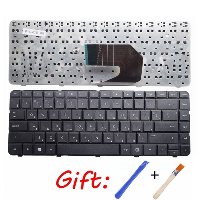 Russia Keyboard FOR HP Pavilion G4 G43 G4-1000 G6 G6S G6T G6X G6-1000 Q43 CQ43 CQ43-100 CQ57 G57 430 2000-401TX RU