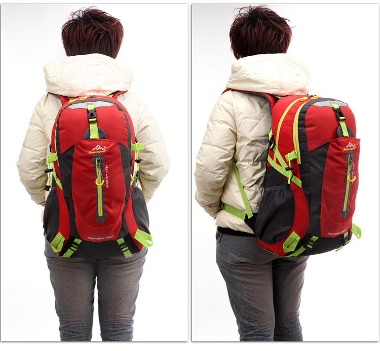 bolsa de ombro saco de esportes viagem mochila acampamento trekking