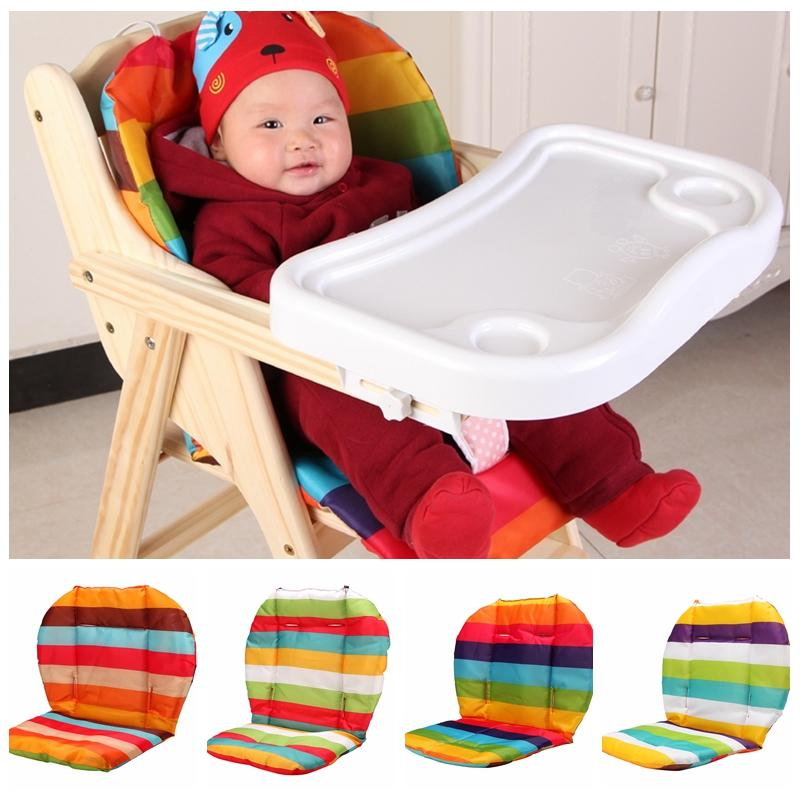 Baby Kids Booster Seats Cushion Pad Mat Highchair Cushion Pad Mat Feeding Chair Cushion Pad Mat Stroller Cushion Mat