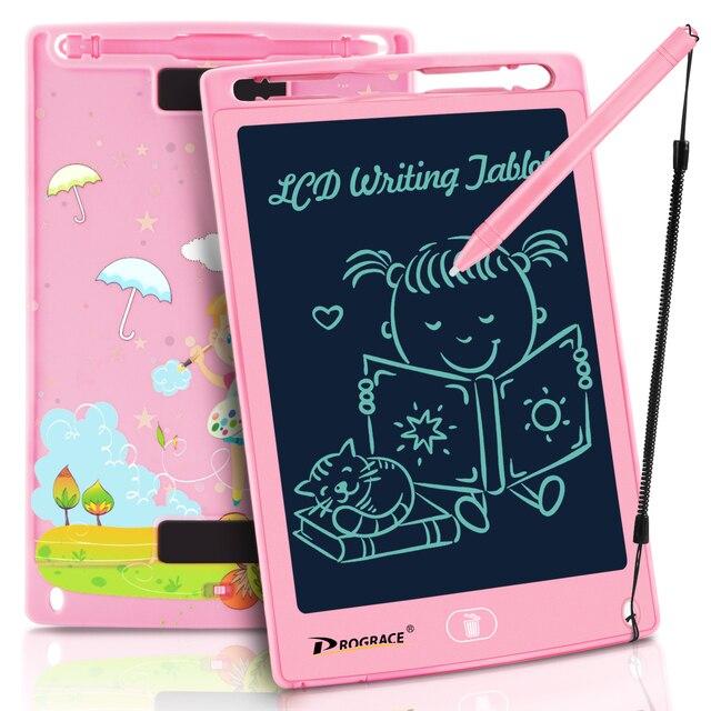 Электронный детский планшет для рисования Prograce 8,5 дюймов 1