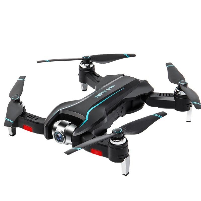 WIFI Drone 4K HD met Verstelbare Groothoek Camera FPV Real Time Antenne Video Opvouwbare Quadrocopter Gebaar Foto RC dron Speelgoed - 3