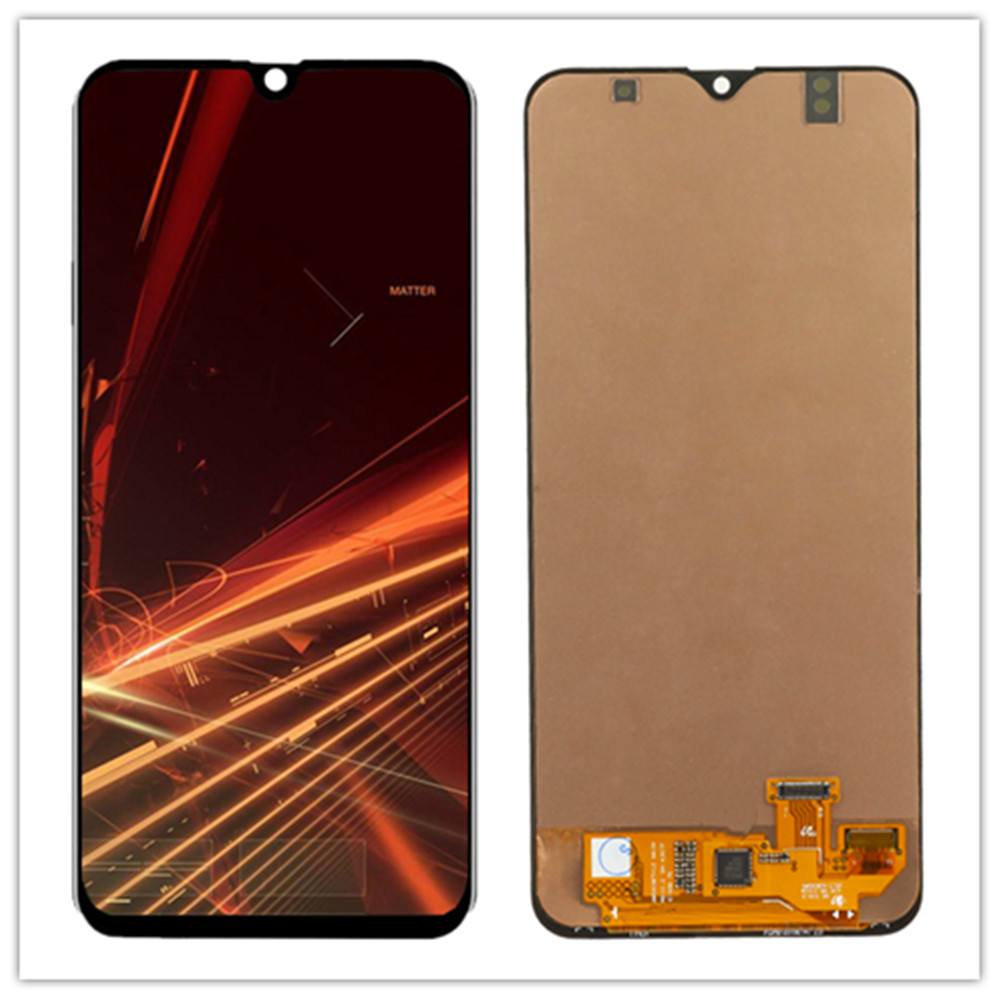 For Samsung Galaxy A30s lcds A307F A307FN A307G A307YN LCD Display+Touch Screen Digitizer Assembly+6.4 inches without frame LCD