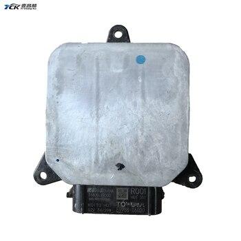 1X YCK Original 89908-06020 R001 Headlight LED Control Module Unit Right side 31800-19003 USED Car light accessories H01 S01 12V