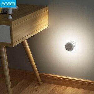 Image 5 - オリジナルmijia aqaraハブゲートウェイled夜の光スマートアップルhomekit mihomeアプリで動作ゲートウェイ