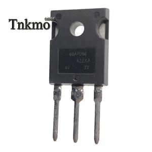Image 4 - 10 قطعة 60APU06PBF إلى 247 60APU06 60CPU06 TO247 60A 600V انتعاش سريع ديود التوصيل المجاني