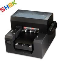 Impresora UV de botellas de tamaño más pequeño tamaño A3 impresora de LED UV para cilindro  carcasa de teléfono  acrílico  Metal  madera  vidrio  PVC  piedra  ABS