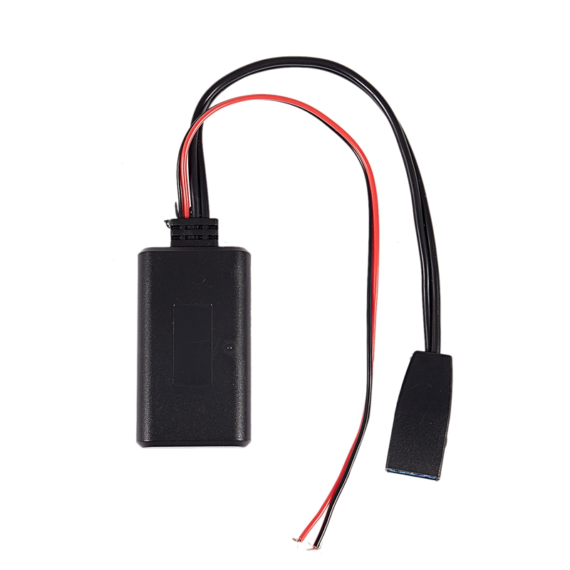 Car Business CD Bluetooth Module Audio 10Pin Bluetooth AUX Adapter For BMW E46