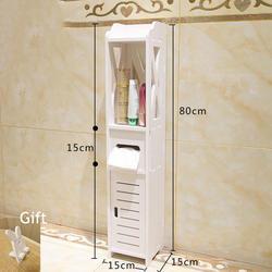 Небольшой туалетный столик для ванной Напольные Ванная комната хранения Встроенная раковина душ угловая полка растения разное хранения