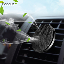 Baseus Car Air Freshener Vent Auto Outlet Perfume Conditioning Aromatherapy Flavoring For Diffusers Purifier