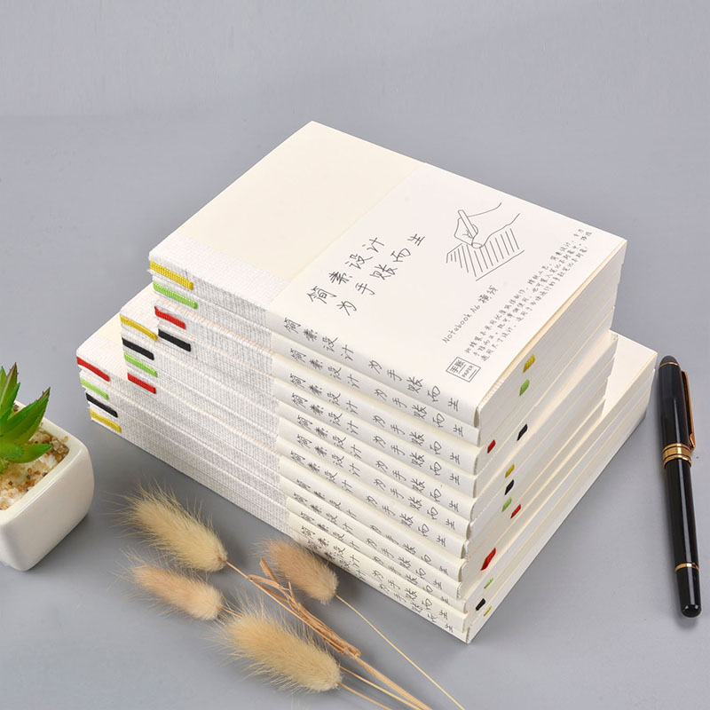 Fromthenon Diary Refill Filler Paper For Midori Bullet Journal Notebook Refill Paper Grid Sketch Book Japanese School Stationery