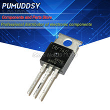 10PCS IRF740 IRF740PBF MOSFET N-Chan 400V 10 Amp TO-220 IC
