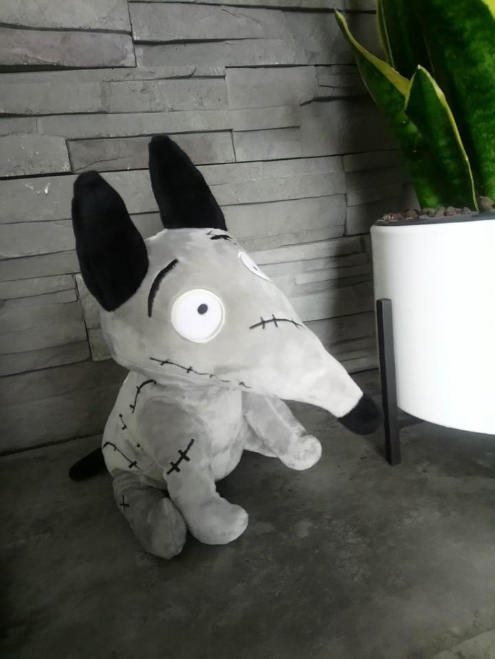 New 10 Tim Burton Frankenweenie Plush Sparky Dog Stuffed Plush Toy Gift Movies Tv Aliexpress
