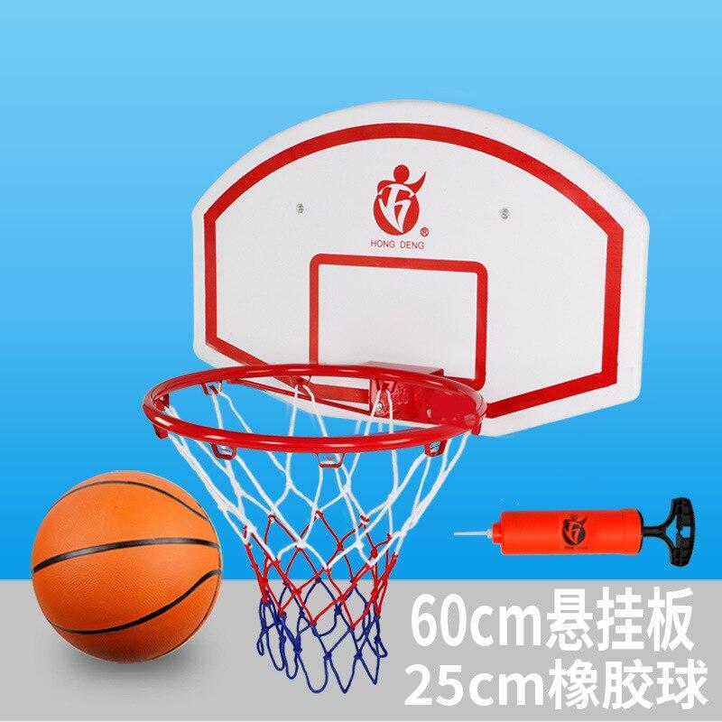 Outdoor Basketball Board Outdoor Teenager Basketball Hoop Hanging Basketball No. 5 Adult Basketball Hoop Children Basket Househo