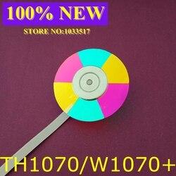 Koło kolorów (44 MM) do BENQ TH1070/W1070 + I700 W1090/AC0940 5|Akcesoria do projektora|Elektronika użytkowa -