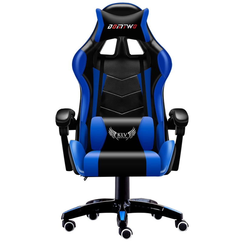 Image 5 - High quality computer chair WCG gaming chair office chair LOL Internet cafe racing chairOffice Chairs   -
