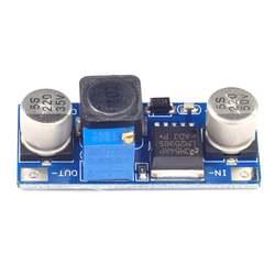 Dc-Dc Boost модуль Lm2577 Dc конвертер усилитель платы 3A выход ультрамаленький объем Boost плата модуль объема
