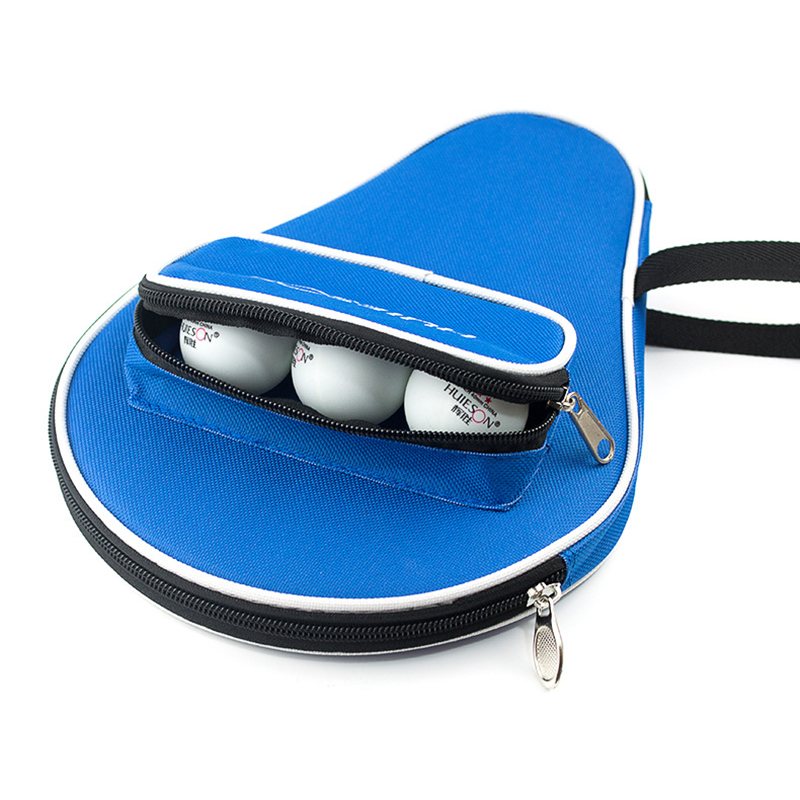 1 Piece Professional Table Tennis Racket Container Bag Table Tennis Case for Table Tennis Balls Table Tennis Accessories 1