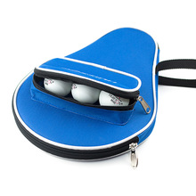 Table-Tennis Racket Container-Bag Professional Case for 1piece