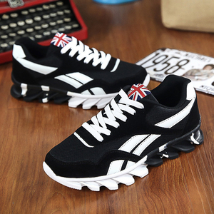 Image 4 - 2019 New Spring Autumn Men Running Shoes For Outdoor Comfortable MenTrianers Sneakers Men Sport Shoes